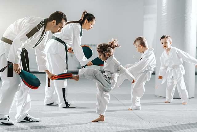 Adhdtkd3, AmeriKick Martial Arts Levittown PA