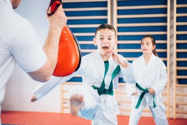 Fitness, AmeriKick Martial Arts Levittown PA