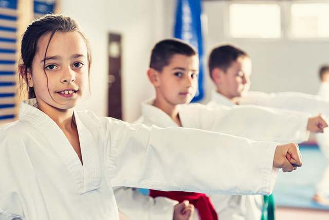 Kidsadhdjpg, AmeriKick Martial Arts Levittown PA