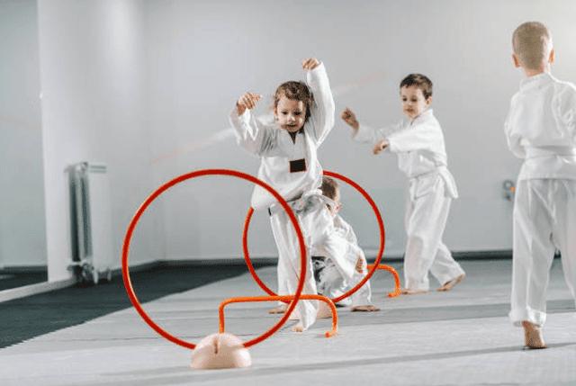 Kidsbirthday, AmeriKick Martial Arts Levittown PA
